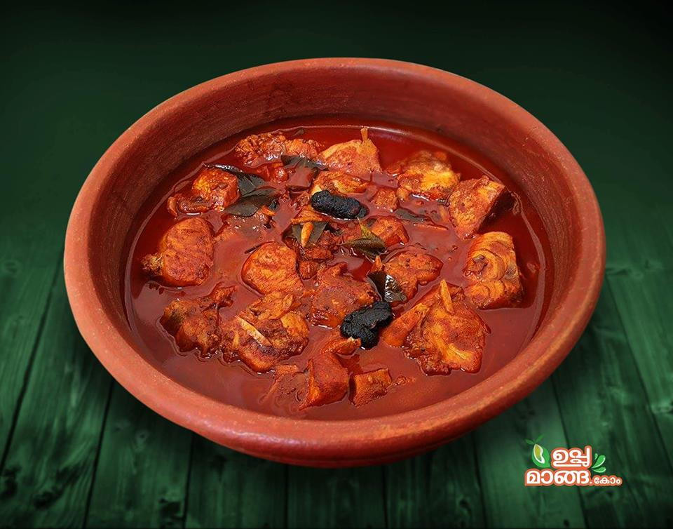 middle travancore fish curry